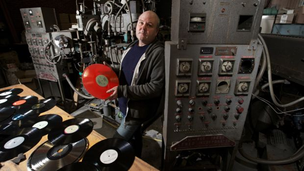 Paul Rigby, director of Zenith Records.