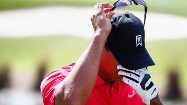 Tiger Woods has not played for three months on the PGA Tour due to a painful back injury.