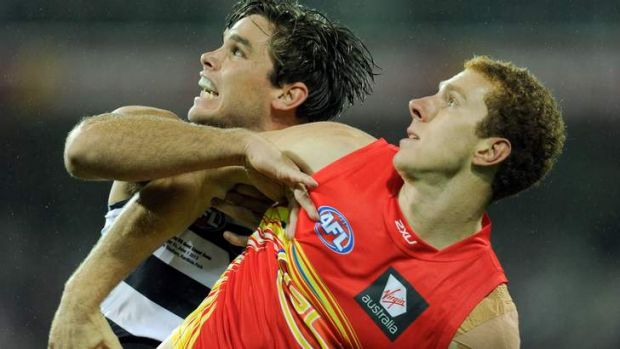 Gold Coast takes on Geelong in an intriguing twilight fixture.