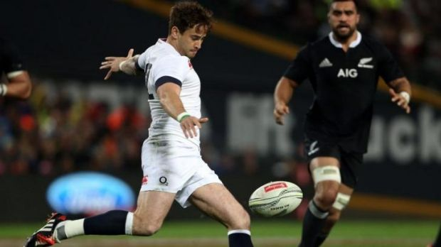 Danny Cipriani showed enough class when he came on to persevere with.