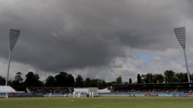 Manuka Oval will host five big games of cricket this summer.