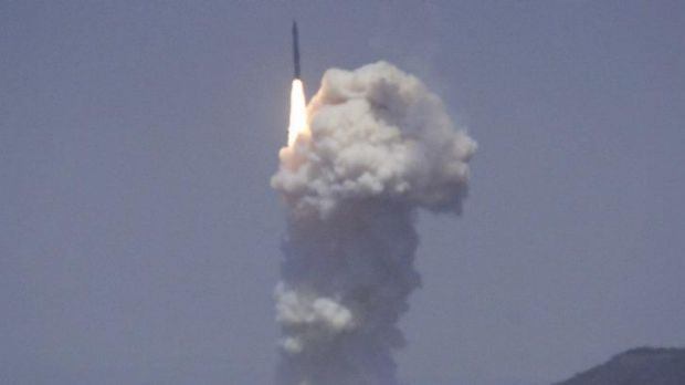 The US missile defence system hit a simulated enemy missile over the Pacific in the first successful intercept test of ...