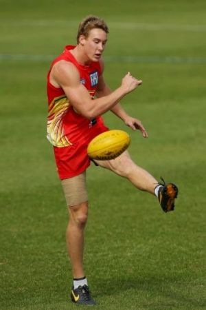 Tom Lynch is not yet a star, but he is a talent.