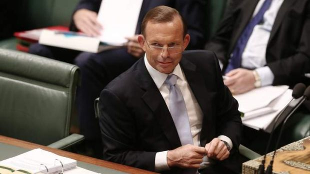 """We will ensure that we stop the jihadists"": Prime Minister Tony Abbott."