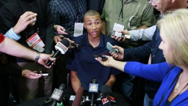 Man in demand: Dante Exum/