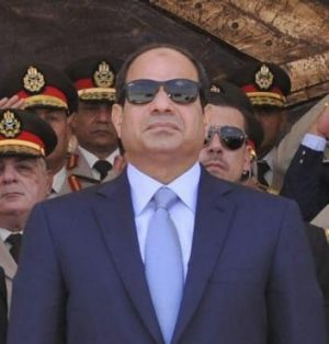 """We must respect the judicial rulings"": Abdel Fattah al-Sisi."