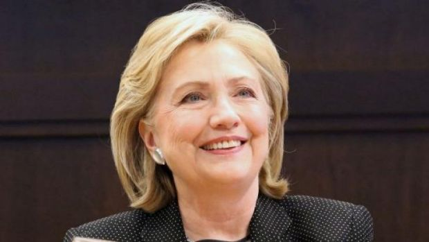Accused of being 'out of touch': Hillary Clinton.