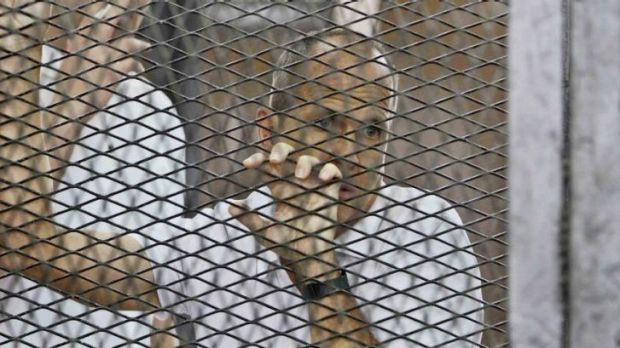 The jailing of Peter Greste and his fellow al-Jazeera journalists only serves to emphasise Egypt's tragic state.