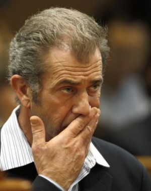 Mel Gibson still living with troubles of anti-Semitic rant in 2006.