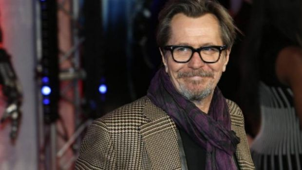 Gary Oldman calls the Jews a 'chosen people' in apology over PC rant concerning Mel Gibson.