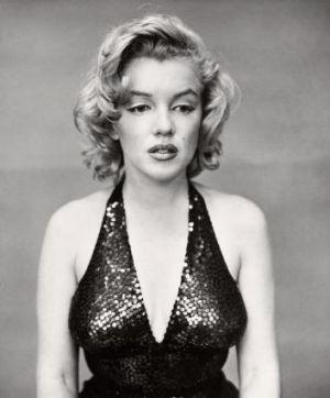 Marilyn Monroe in New York City, May 6, 1957