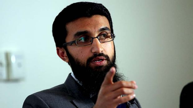 """I would hope they had more courage, more backbone"": Uthman Badar, spokesman for Hizb ut-Tahrir."