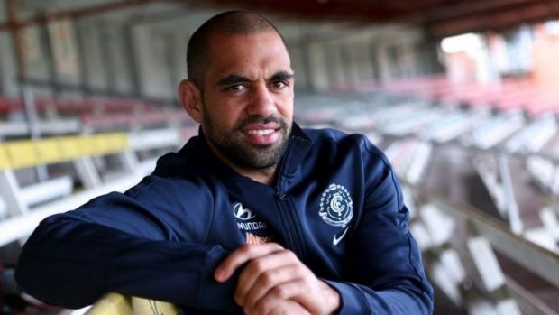 Carlton's Chris Yarran has re-signed until the end of 2016.