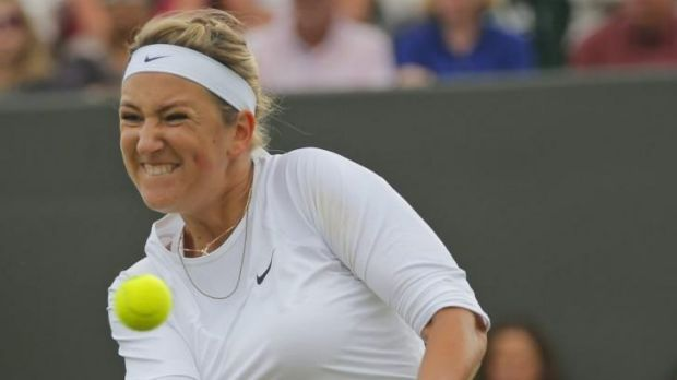 Victoria Azarenka's run ended in the second round