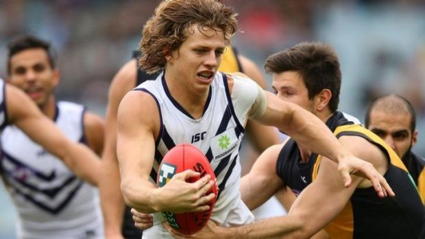Nathan Fyfe will be a Docker for at least another three years.