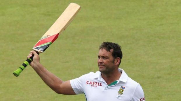 Here to make a difference: Jacques Kallis will play for the Sydney Thunder in the Big Bash
