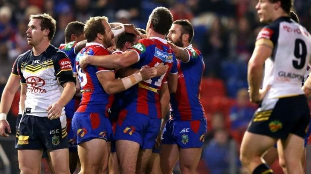 The Newcastle Knights are looking to the future .