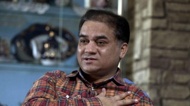 Ilham Tohti, an academic who has championed the rights of China's Uighur minority.