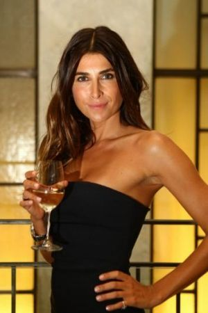 Lucky: Jodhi Meares' driving accident could have been far more serious.