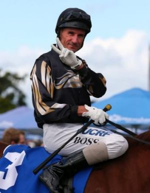 Glen Boss is confident he will be right to ride on Saturday.