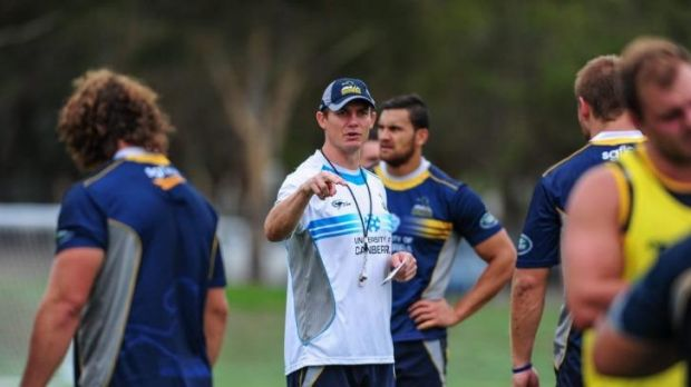 Stephen Larkham is set to sign an extended three-year deal to take on all responsibilities of leading the Brumbies rugby ...