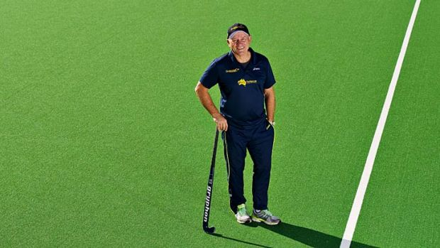 Coach with the most: Ric Charlesworth is leaving after guiding the Kookaburras to World Cup triumph.