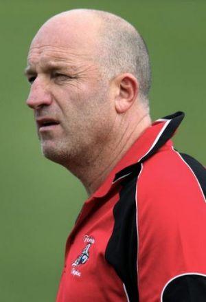 Dolphins coach Simon Goosey.