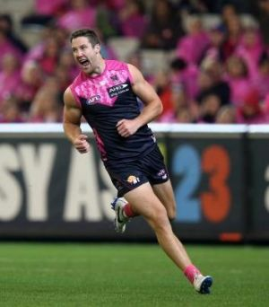 James Frawley is unlikely to be pursued by the Tigers.