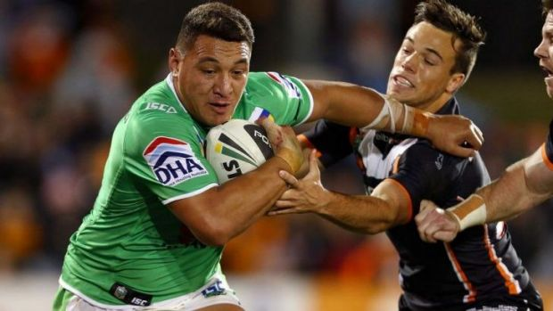 Josh Papalii is more focused on the Raiders than Origin selection.