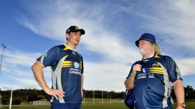 Stephen Larkham signed a three-year deal on Sunday which will see him take charge of the Brumbies under a traditional ...