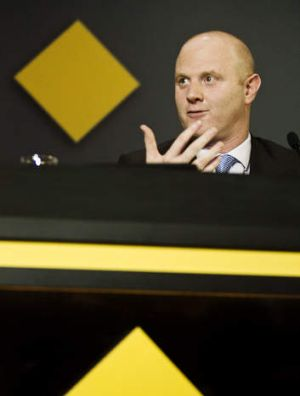 CBA's Ian Narev is under pressure over compensation.