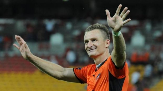 Former Roar striker Besart Berisha will be tough to replace for coach Mike Mulvey.