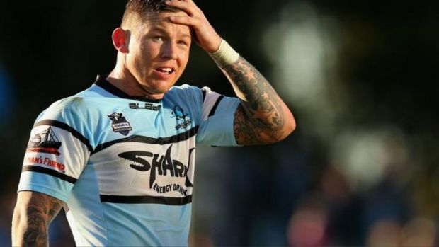 One stunt too many: Todd Carney.