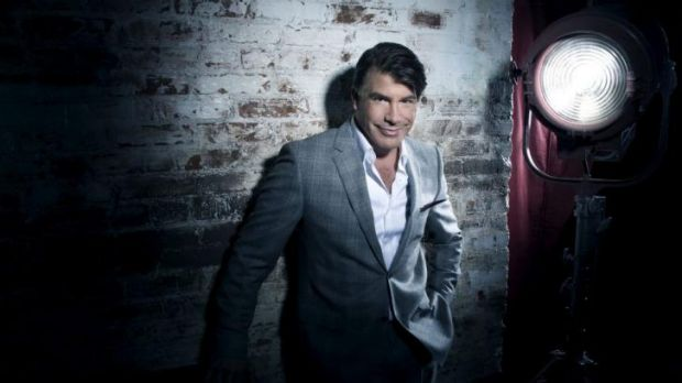 Amusing: Former <i>Mad Men</i> star Bryan Batt returns with his show, <i>Batt on a Hot Tin Roof</i>.