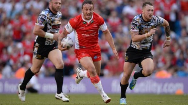 The Canberra Raiders haven't declared an interest in Hull KR hooker Josh Hodgson.