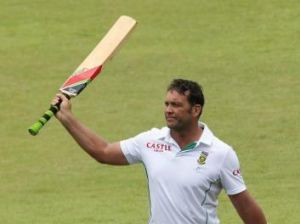 Here to make a difference: Jacques Kallis will play for the Sydney Thunder in the Big Bas