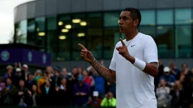 The success of Canberra's Nick Kyrgios at Wimbledon could help Canberra secure a Davis Cup tie.