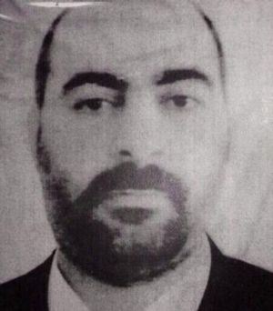 Abu Bakr al-Baghdadi, leader of the Islamic State of Iraq and the Levant (ISIL), who unilaterally announced the creation ...