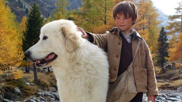 Shot in Rohne-Alpes: <i>Belle and Sebastian.</i>