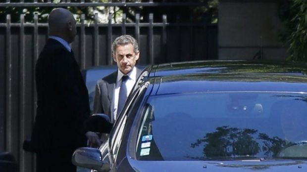 Former president to face justice 'like anyone else': Nicolas Sarkozy.
