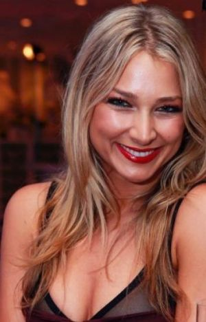Salut: The Bachelor's Anna Heinrich chose Sippy for her last birthday celebration.