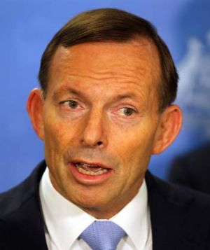 """Said his government had """"deep concerns about the illegality, about rorts, rackets and rip-offs inside a number of ..."""