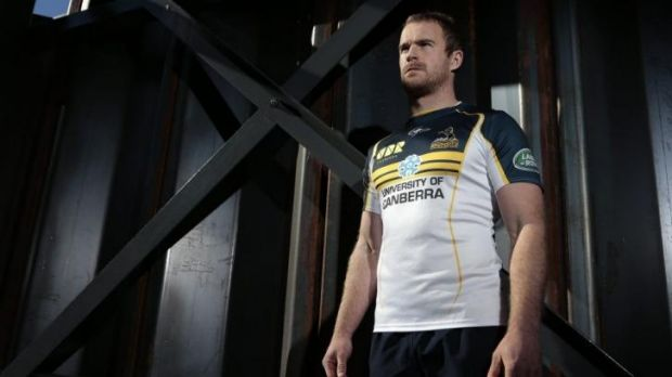 Hard-running Brumbies back Pat McCabe is back from a shoulder injury.