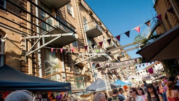 Crowds are expected to flock to Teneriffe for the colourful festival on Saturday.
