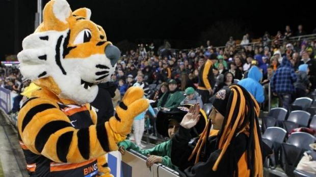 Draw dramas: Wests Tigers were forced to switch their round-23 match with the Roosters.
