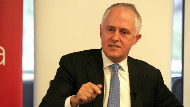Creating distance between himself and the appointments of the ABC, SBS board: Malcolm Turnbull.