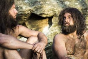 Dom Nader and Adrian Archer, aka the Bondi Hipsters, in <i>Soul Mates</i>.