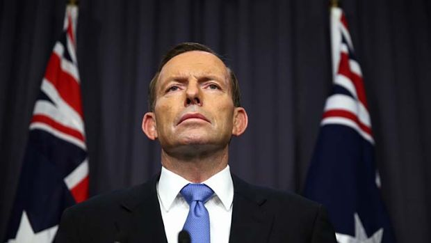 Tony Abbott: cut Rudd's entitlements.