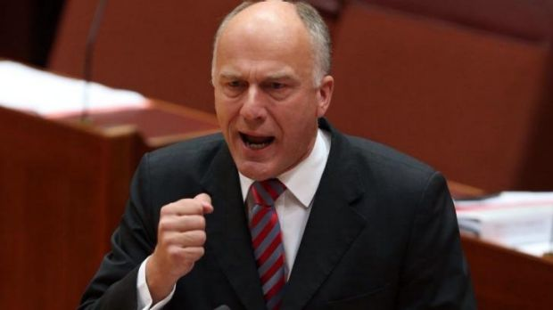 Senator Eric Abetz has defended the government's approach to asylum seekers.