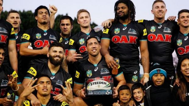 Kite's flying high: Congratulations to Penrith Panthers prop Brent Kite, who racked up his 300th NRL game in Sunday's ...